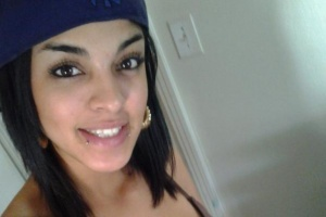 Gorgeous Latina Babe