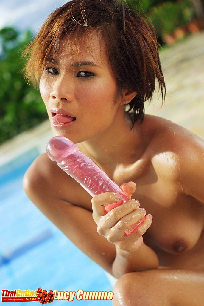 lucy cumme thai east babes