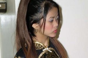 Horny Thai Babe