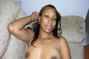 Naked Black Gf