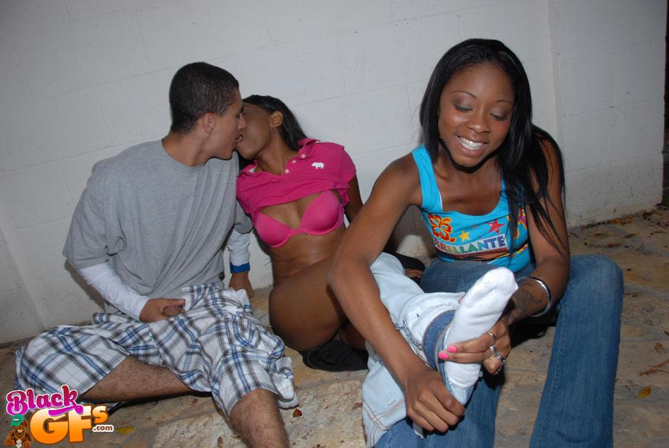 Black ghetto teen sex-9673