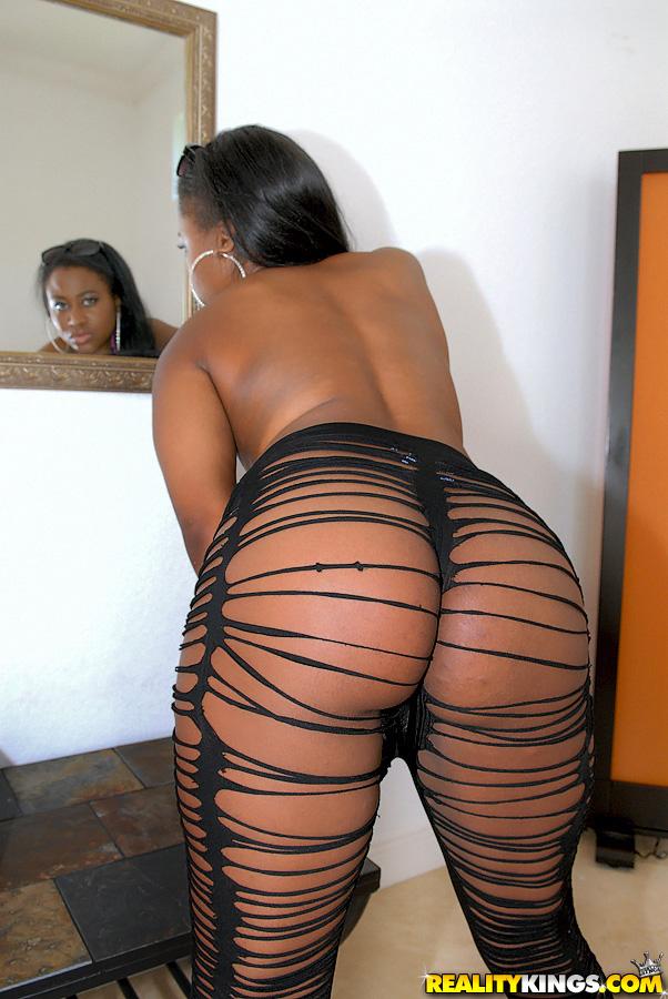 Black Big Booty Threesome Porn