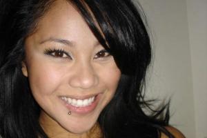 Pretty Oriental Girlfriend