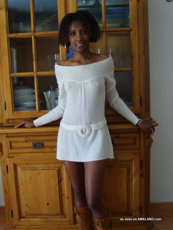 Ebony Teen Nude