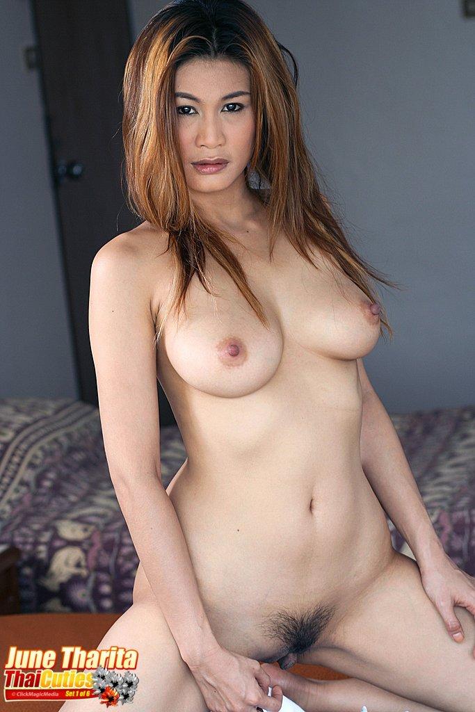 June tharita nude