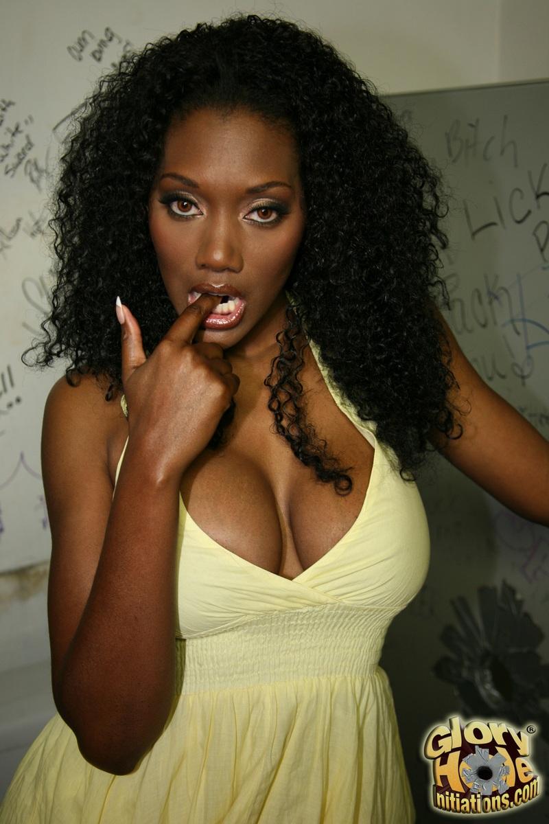 Black dominate sissy slave gay
