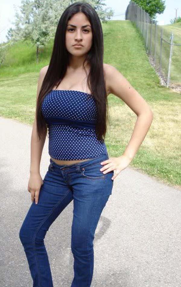 Sexy young latinas free pics