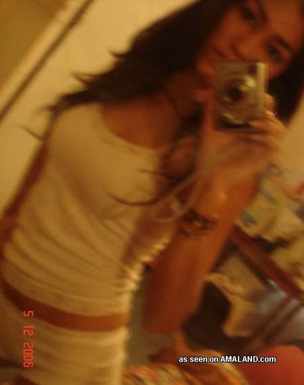 Kinky amateur latina