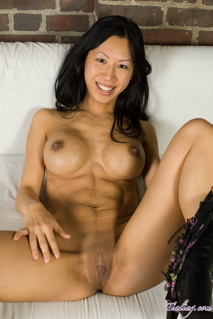 Tia Ling  Asians  East Babes-5628